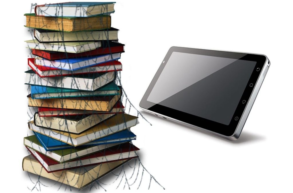 Tablets take over Text Books!! #theEduGrid!!!
